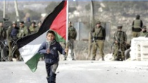 Solidarité mondiale avec les Palestiniens
