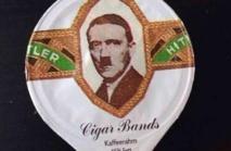 Insolite : Des dosettes de  crème à l'effigie de Mussolini et d'Hitler