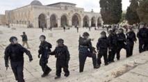 Réouverture de  la mosquée Al Aqsa