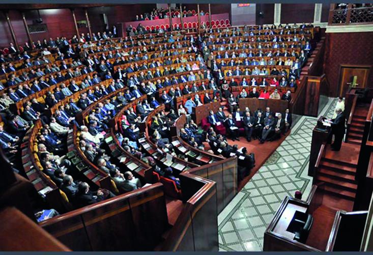 Au Parlement, l'opposition  est en ordre de bataille