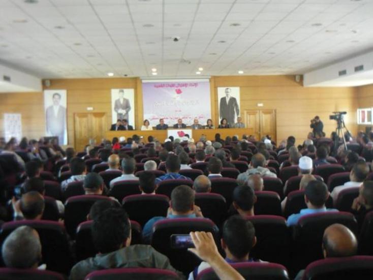 Les Usfpéistes de Rabat-Salé-Zemmour-Zaër fustigent la gestion des affaires publiques par le gouvernement