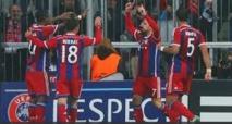 Le Bayern Munich joue sans fausse note