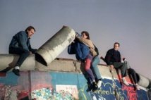 L'Allemagne célèbre les 25 ans de la chute du Mur de Berlin