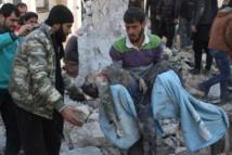 21 civils tués par des raids du régime en Syrie