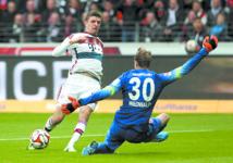 Le Bayern conserve son invincibilité