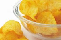 Exotiques ou raffinées, les chips s'embourgeoisent