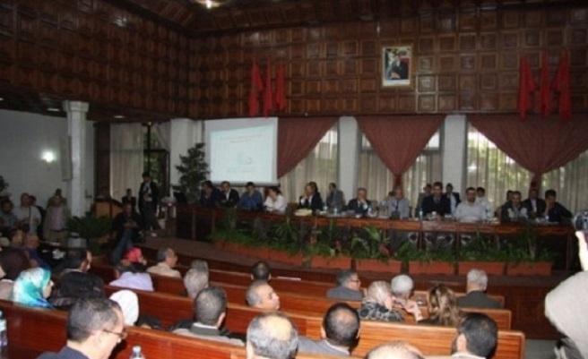 Le Conseil de Casablanca jette l'argent des contribuables par les fenêtres