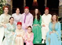 S.M le Roi préside  les cérémonies de mariage de S.A.R le Prince Moulay Rachid