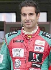 Le pilote marocain Mehdi Bennani au GP du Macao