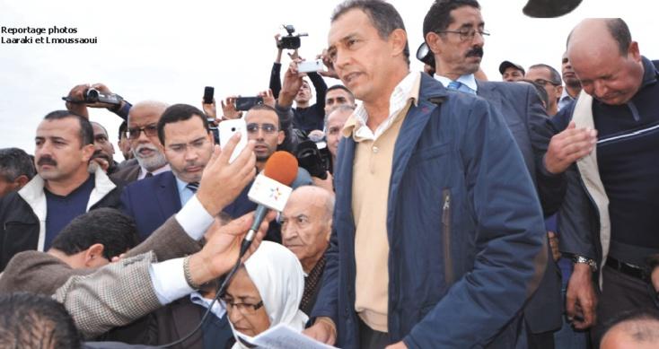 Le Maroc rend hommage à Ahmed Zaidi : Le dernier adieu à un grand militant ittihadi