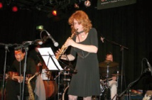 Edith Lettner, une saxophoniste autrichienne qui a le rythme africain dans la peau