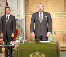 Quand S.M le Roi Mohammed VI tacle l'Algérie