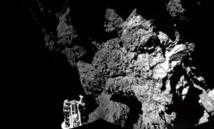 Rosetta entre satisfaction et inquiétude des chercheurs
