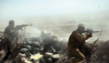 Les jihadistes de l'EI confrontés à une guerre d'usure à Kobané