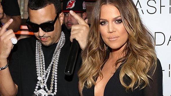 Le Marocain French Montana et  Khloe Kardashian attendent des jumeaux