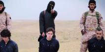Le groupe EI affirme avoir décapité un Américain et 18 soldats syriens
