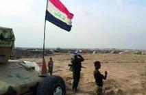 L'armée irakienne regagne  du terrain face aux jihadistes