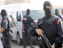 Arrestation de cinq  extrémistes  à Marrakech