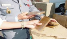 Deux tonnes de drogue saisies entre Tétouan et El Hoceima