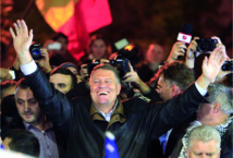 Victoire surprise de Klaus Iohannis à la présidentielle roumaine
