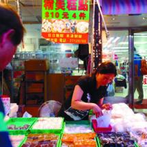 Un faible nombre de Hongkongais se sentent chinois