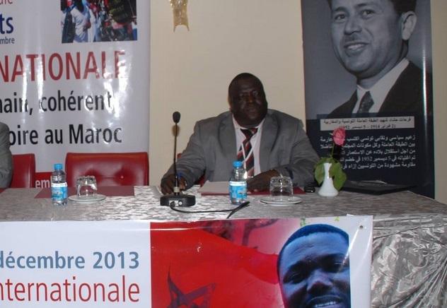 Arrestation burlesque du président du Conseil des migrants subsahariens