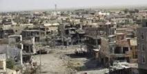 Attaques des jihadistes pour prendre la ville de Ramadi
