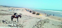 Absence criante d'infrastructures dans les plages périphériques d'Essaouira