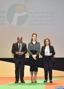 S.A.R la Princesse Lalla Salma préside la célébration  de la Journée nationale de lutte contre le cancer
