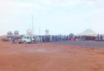Embrasement général des camps de Tindouf