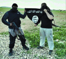 Arrestations pour incitation  au terrorisme