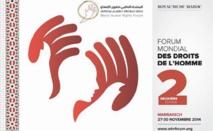 La violence contre les enfants s'invite  au Forum mondial des droits de l'Homme