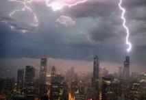 Avec le réchauffement climatique, 50% de coups de foudre en plus aux Etats-Unis