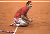 """Federer : """"Un jour formidable pour le sport"""" en Suisse"""