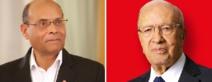 La bataille du second tour engagée entre Marzouki et Essebssi