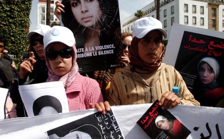 Halte à la violence faite aux femmes !
