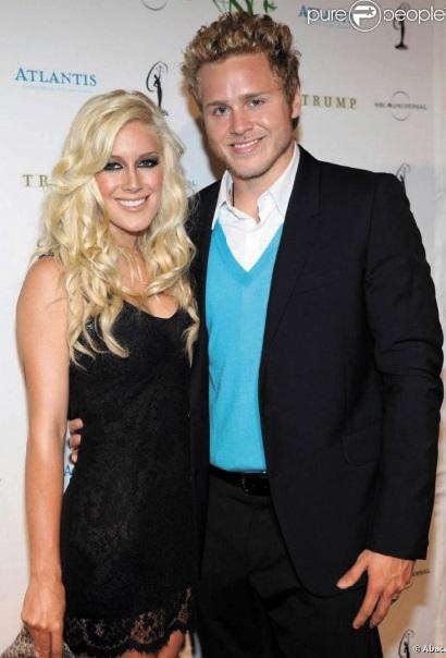 Les stars qui ont perdu de l'argent ou qui ont fait faillite : Heidi Montag et Spencer Pratt