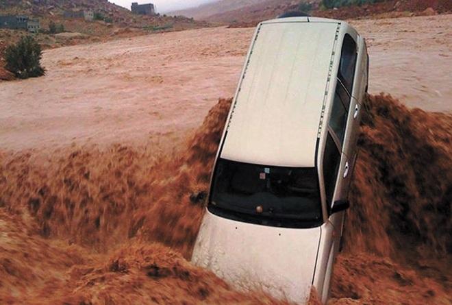 Des pluies torrentielles attendues sur le Maroc