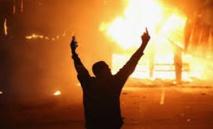 Deuxième nuit de colère à Ferguson