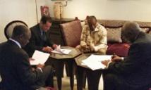 Convention pour le développement de la zone pilote à Conakry