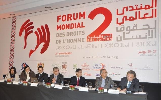 Marrakech, capitale mondiale des droits humains