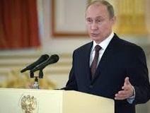 Une délégation du  régime syrien rencontre Poutine à Moscou
