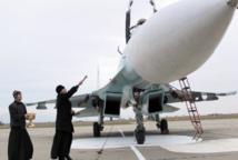 L'Otan dénonce les missiles russes en Crimée