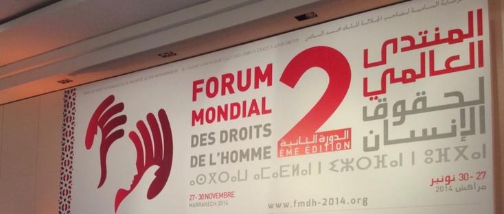 Driss Benzekri et Ahmed Herrezni, les grands oubliés du Forum mondial des droits de l'Homme