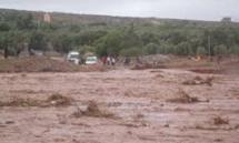 Les douars d'Asrir et de Taghmart cernés par les eaux