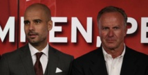 Rummenigge veut garder Guardiola