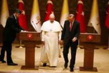 Dialogue de sourds entre le pape et les autorités turques