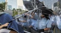 De nouvelles manifestations à Hong Kong