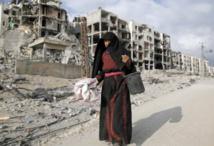 La profonde douleur des habitants de Gaza
