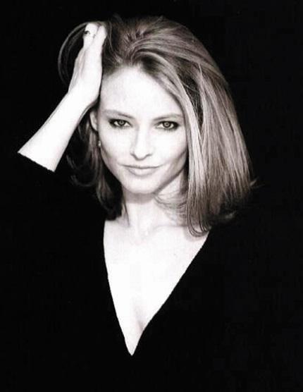 Les stars : bosse des maths ou bonnet d'âne ?   Jodie Foster